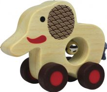 NIC104 Nicko Baby Bell Jingle Rouleau Elephant 18 m +